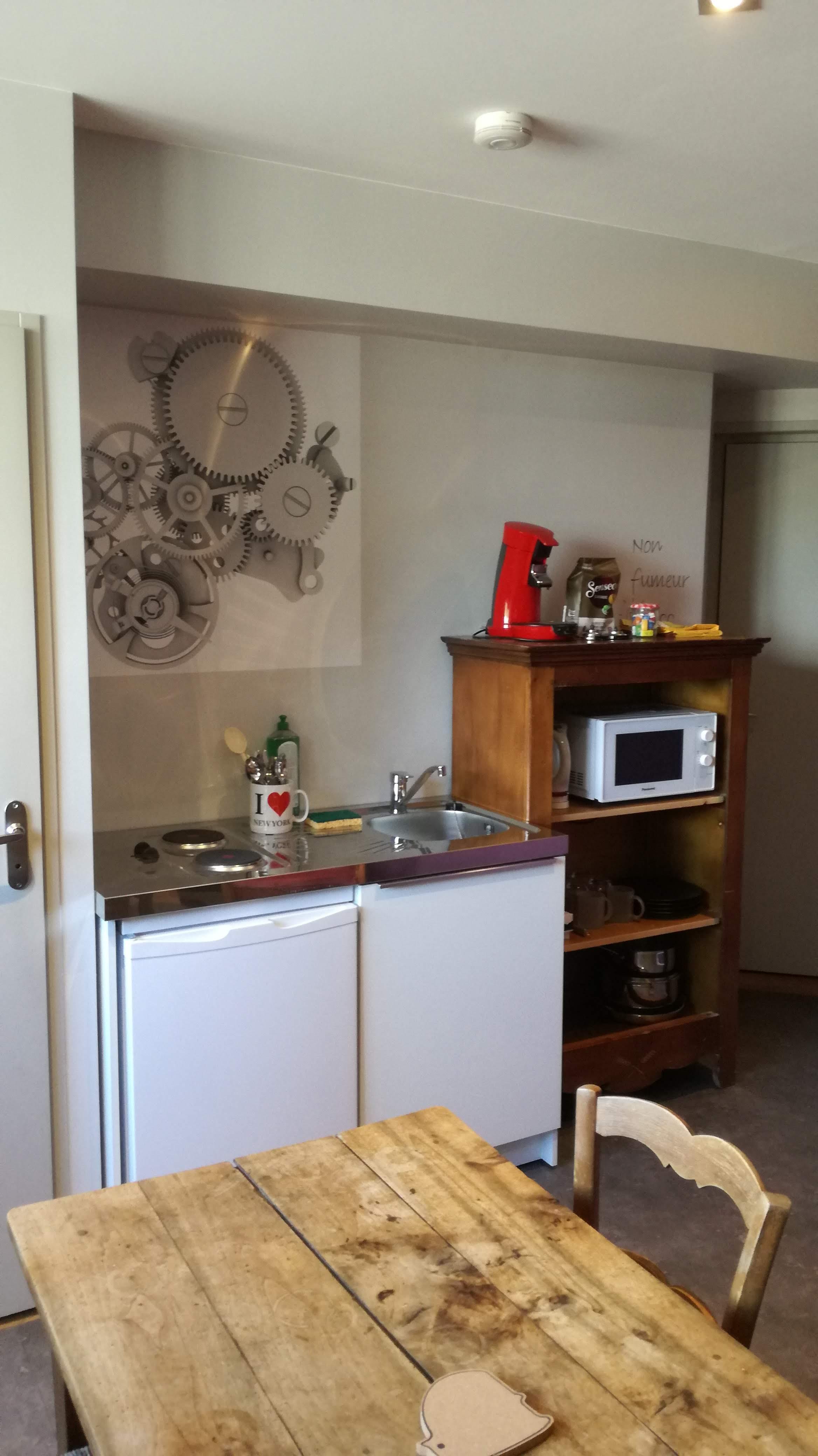 """Kitchen """"bureau"""""""